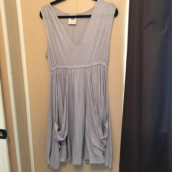 Anthropologie Dresses & Skirts - Anthropology mermaid comfy light purple dress